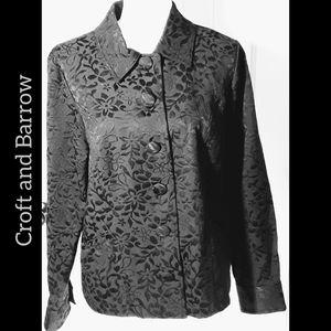 Croft & Barrow jacket size large EUC